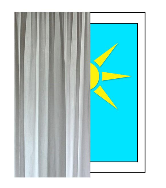 reinigung pflege vorh nge und gardinen sonnhaus. Black Bedroom Furniture Sets. Home Design Ideas